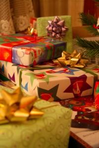 cadeautjes kerst feestdagen verpakking kado cadeau rendier kersttak