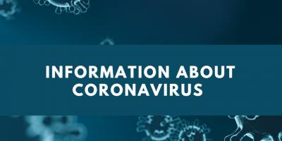 Informatie about coronavirus